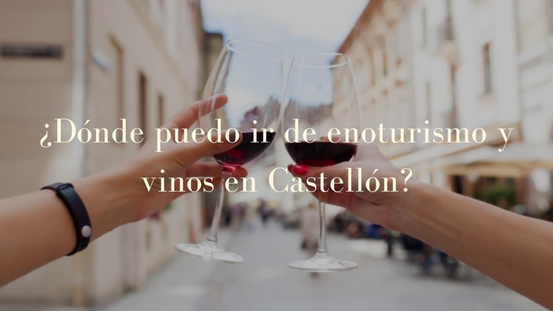 ¿Dónde puedo ir de enoturismo y vinos en Castellón?